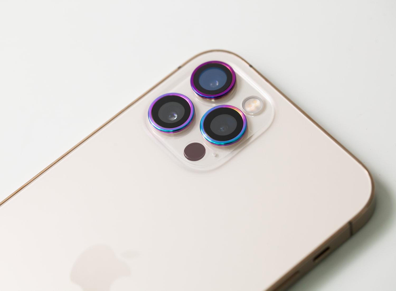 iPhone 12 hoda 藍寶石鏡頭貼開箱6