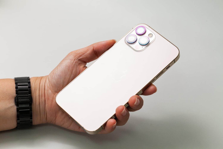 iPhone 12 hoda 藍寶石鏡頭貼開箱7