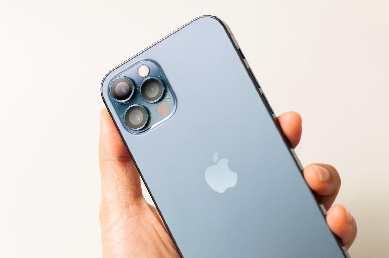 iPhone 12 hoda 藍寶石鏡頭貼開箱8