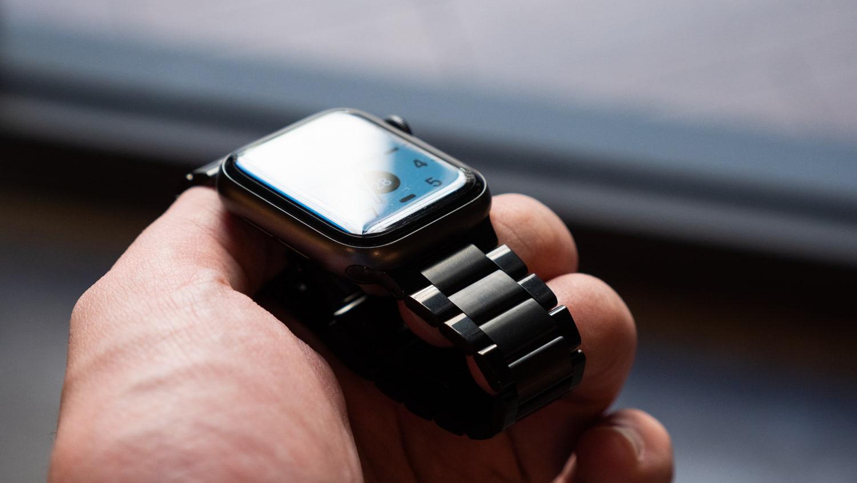 【開箱】Apple Watch 錶帶 X HARMONY 豪華高質感首選(不鏽鋼、純鈦)
