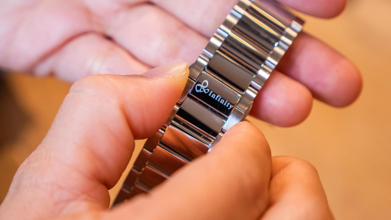 無限經典 Infinity Classic 不鏽鋼錶帶4