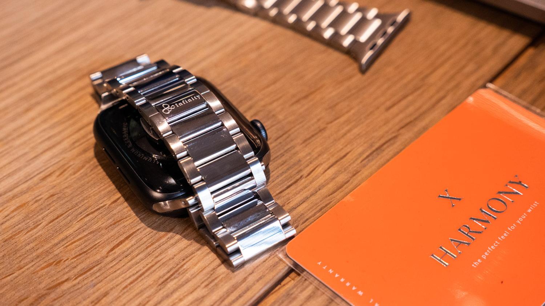 無限經典 Infinity Classic 不鏽鋼錶帶9