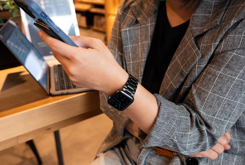 無限經典 Infinity Classic 不鏽鋼錶帶10