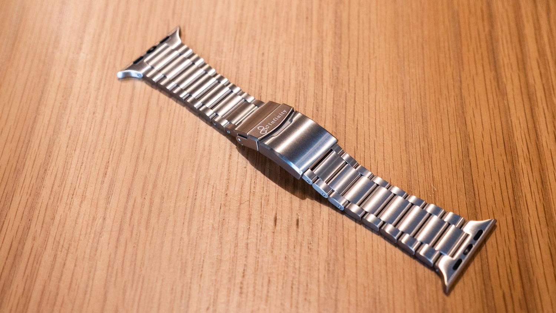 無限經典 Infinity Luxe 航太級鈦錶帶1
