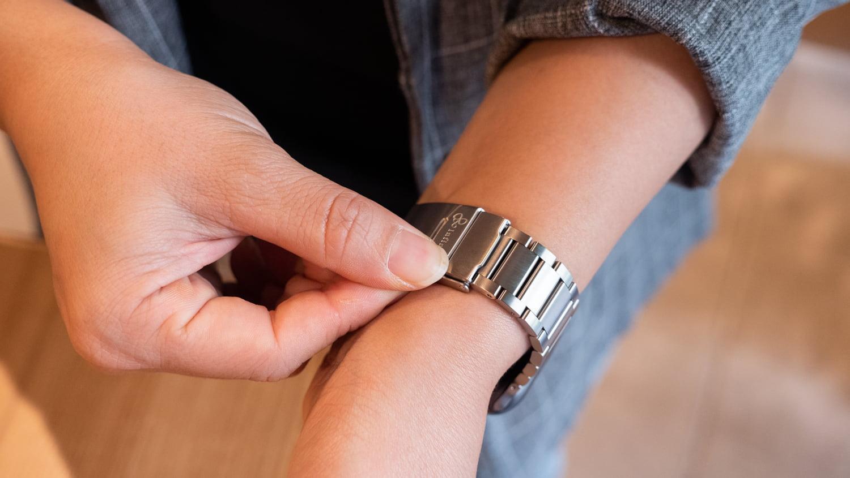 無限經典 Infinity Luxe 航太級鈦錶帶5