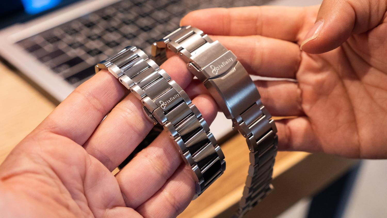 無限經典 Infinity Luxe 航太級鈦錶帶6
