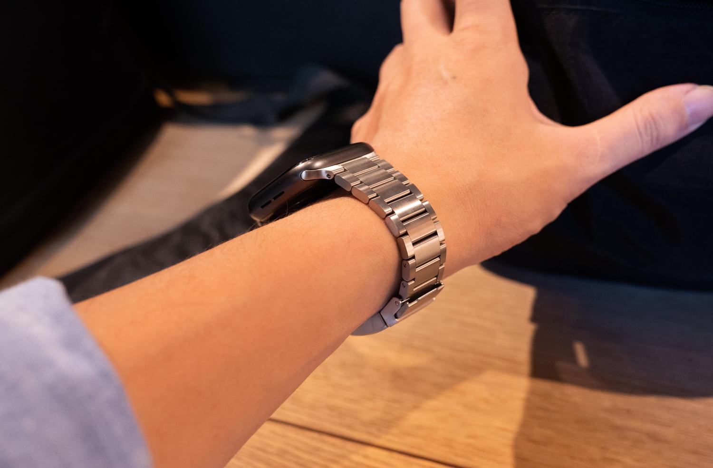 無限經典 Infinity Luxe 航太級鈦錶帶8
