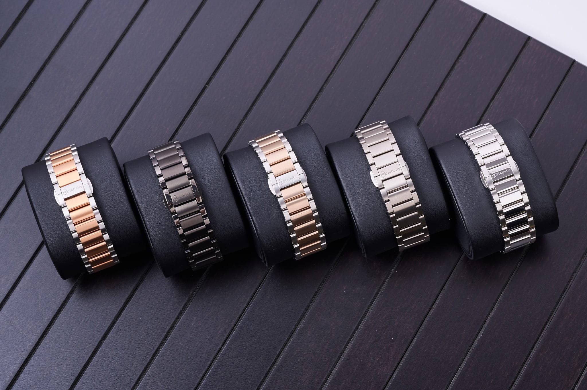無限經典 Infinity Classic 不鏽鋼錶帶