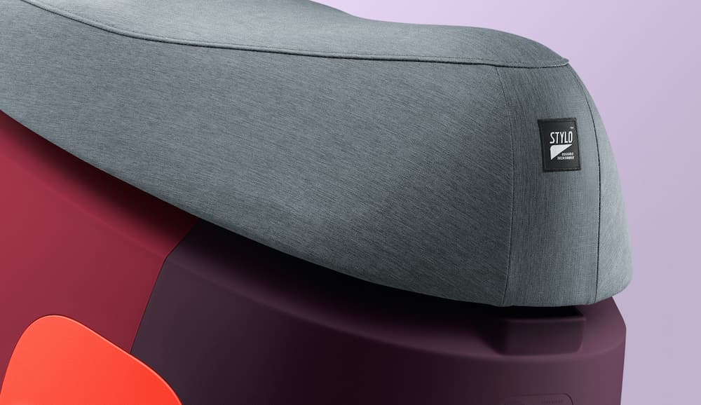 FLO DRIVE皮帶傳動系統、STYLO 行動沙發座1