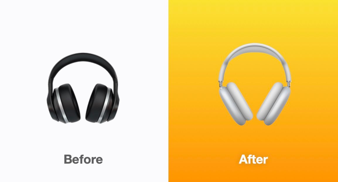 iOS 14.5 的217種全新 Emoji 表情符號