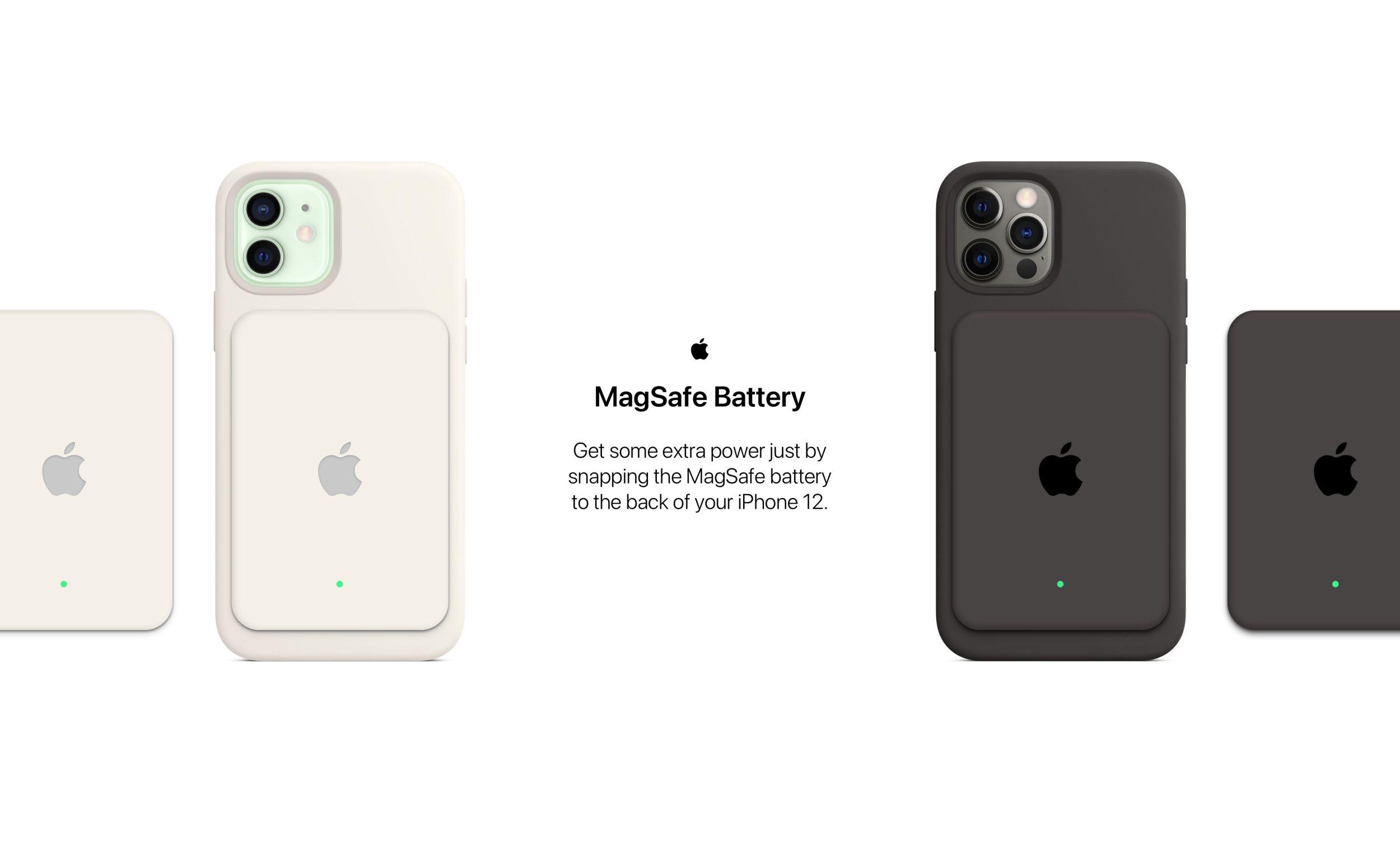 蘋果正開發iPhone 12 聰穎電池配件,含MagSafe 磁吸