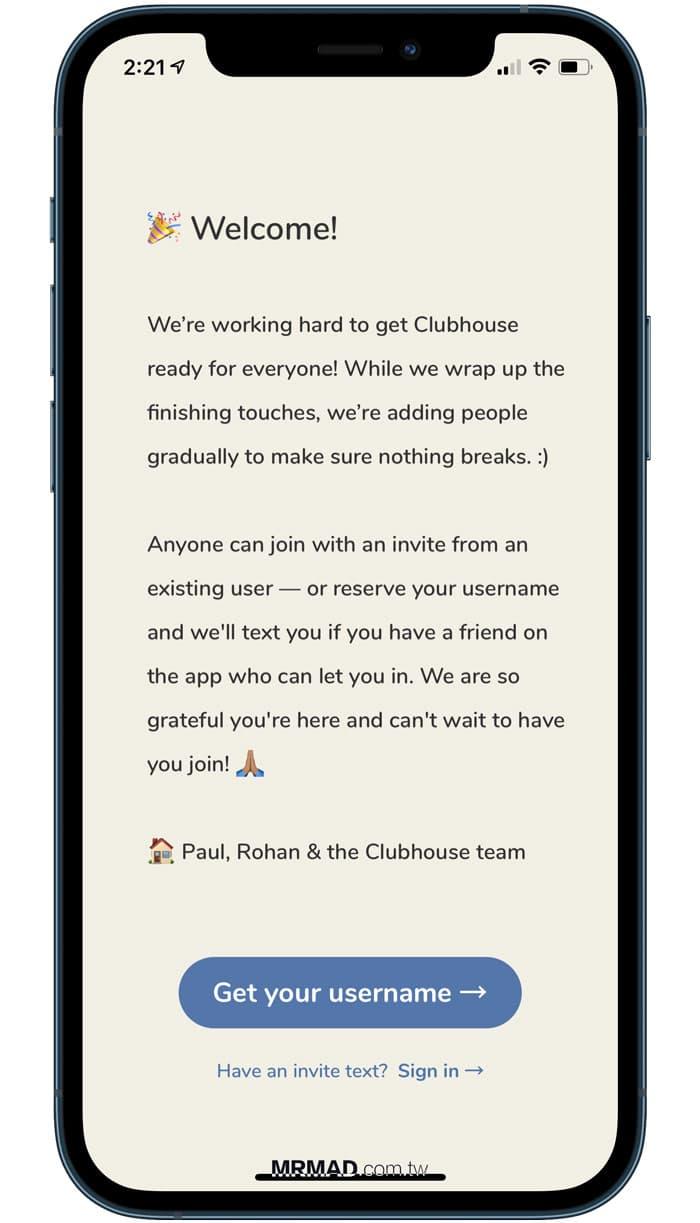 Clubhouse 怎么用? 3分钟快速搞懂注册?/邀请、基本操作教学攻略?