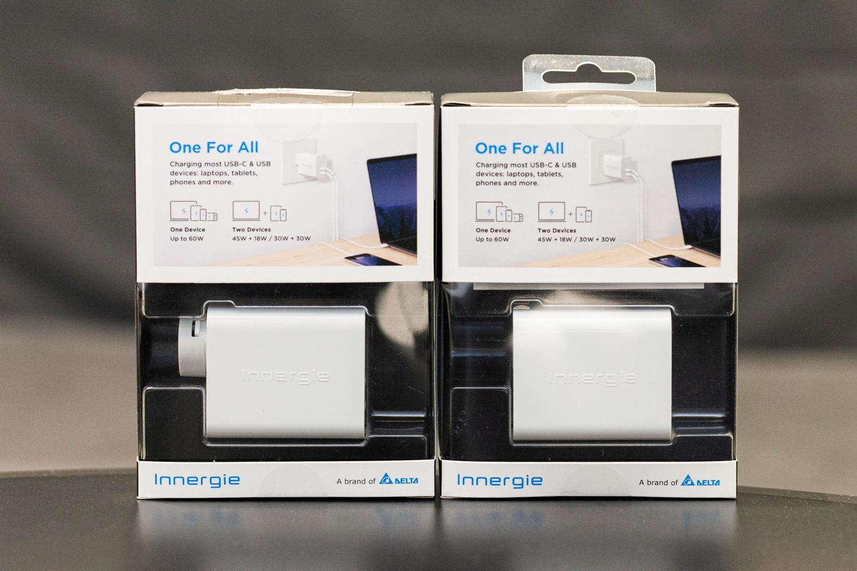 台達 Innergie C6 Duo 63W 萬用充電器開箱2