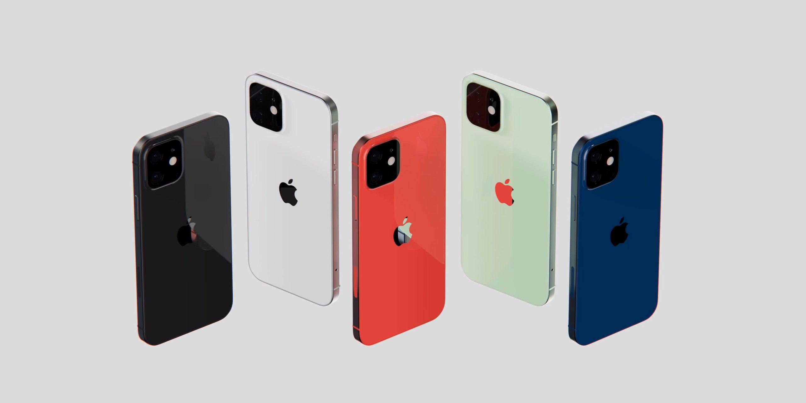 2021 款 iPhone 外觀與命名