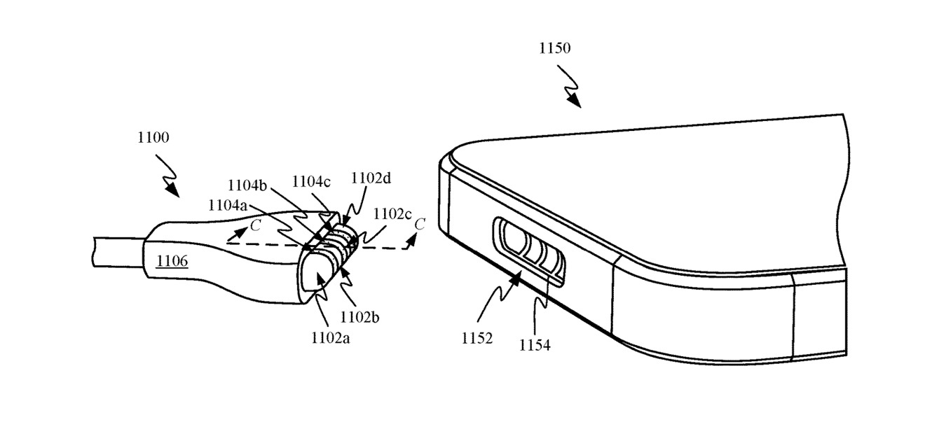 iPhone無孔化設計 MagSafe專利曝光