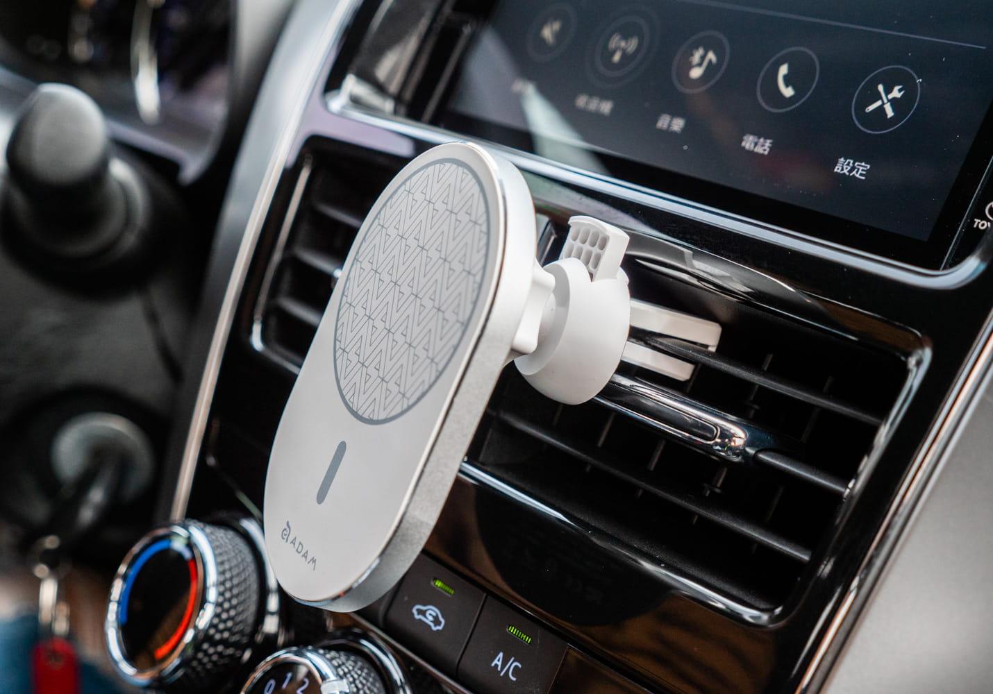 亞果 OMNIA C2 車用磁吸快充分享3