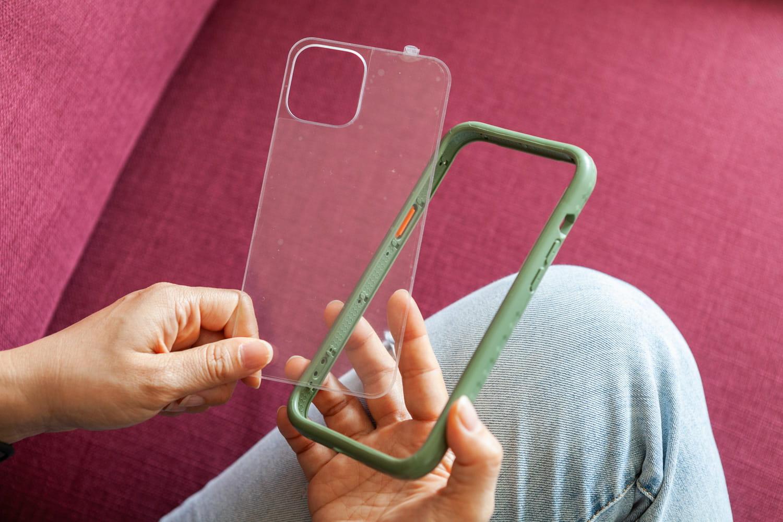 OC Diamond 鑽石框 iPhone12系列開箱10