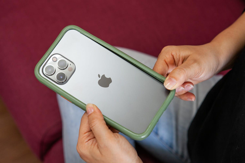 OC Diamond 鑽石框 iPhone12系列開箱11