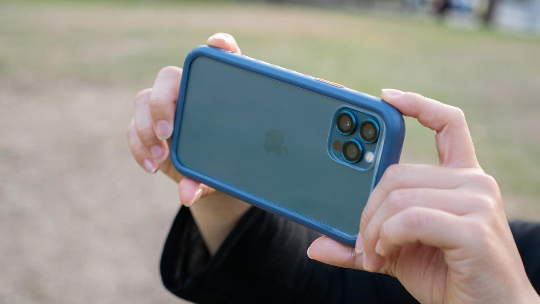 OC Diamond 鑽石框 iPhone12系列開箱24
