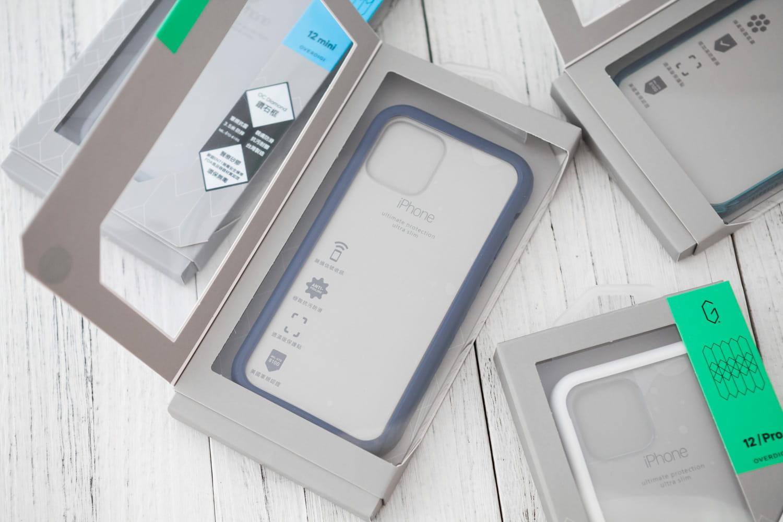 OC Diamond 鑽石框 iPhone12系列開箱1