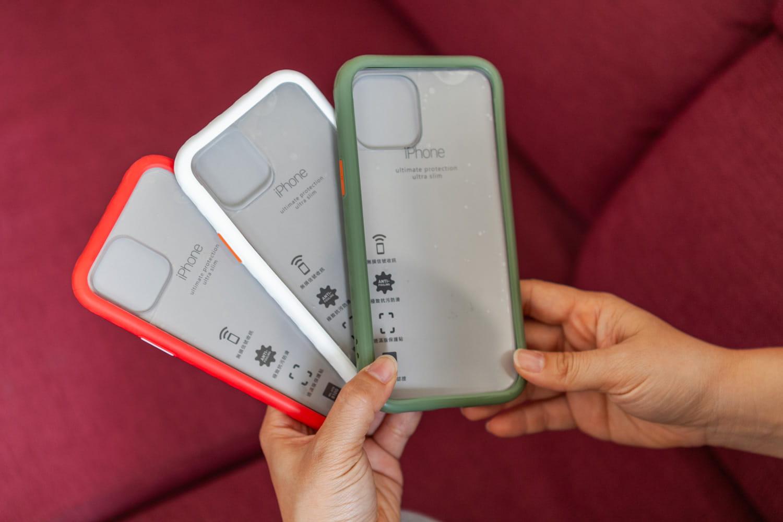 OC Diamond 鑽石框 iPhone12系列開箱3