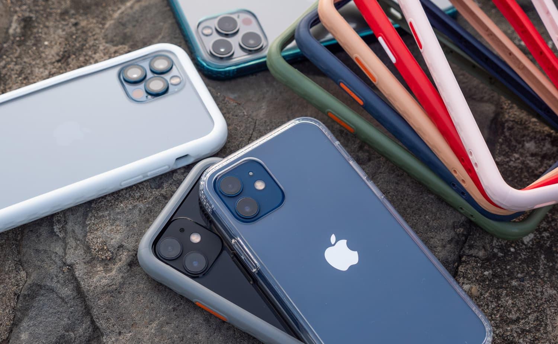 OVERDIGI鑽石框 iPhone12 手機殼開箱:美學、抗摔、無毒材質全兼具