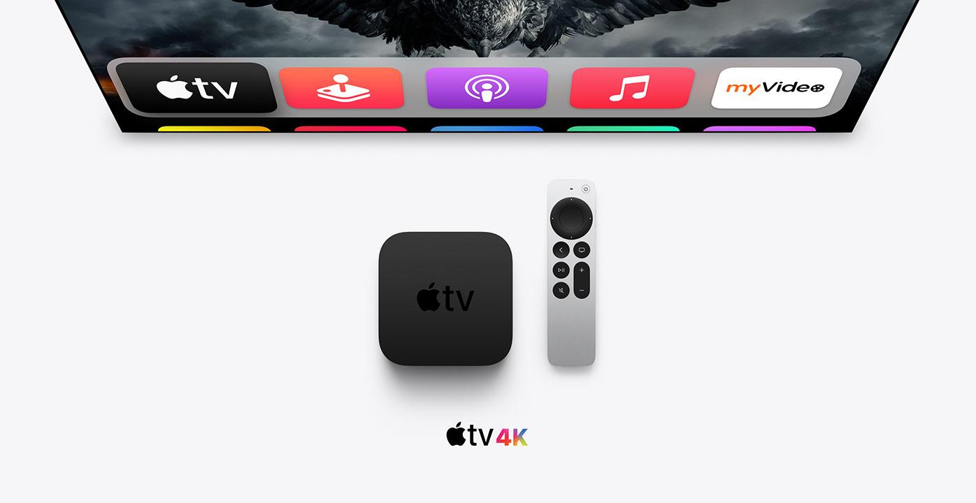 Apple TV 平台收看 WWDC 2021直播