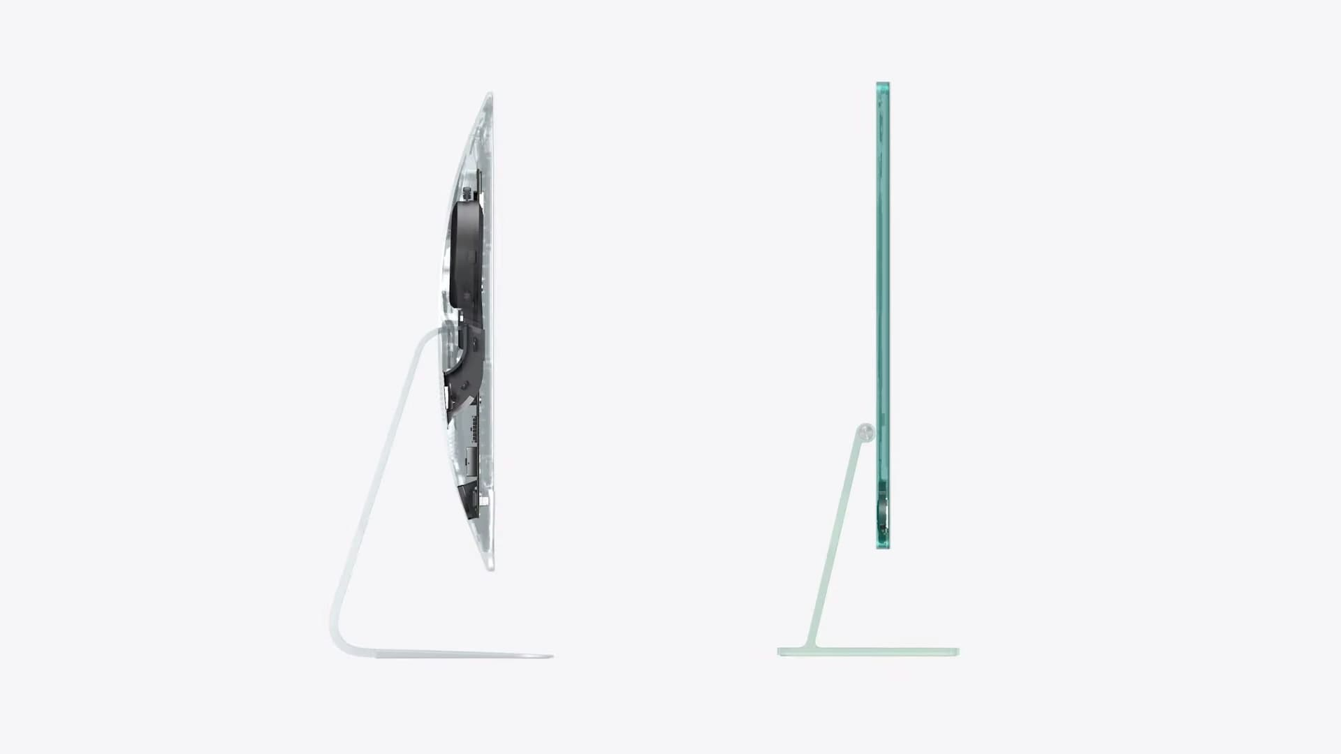 M1 iMac 2021 台灣正式開賣上市!7款顏色、售價39900起3
