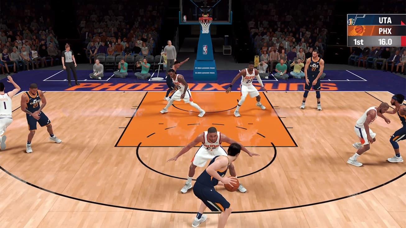 NBA 2K21 Arcade 版