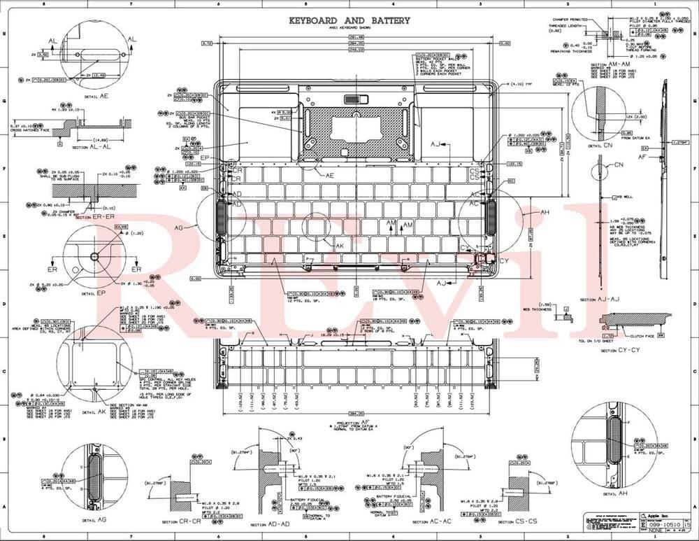 駭客公開2021 MacBook Pro設計圖,揭露新款外觀設計2a