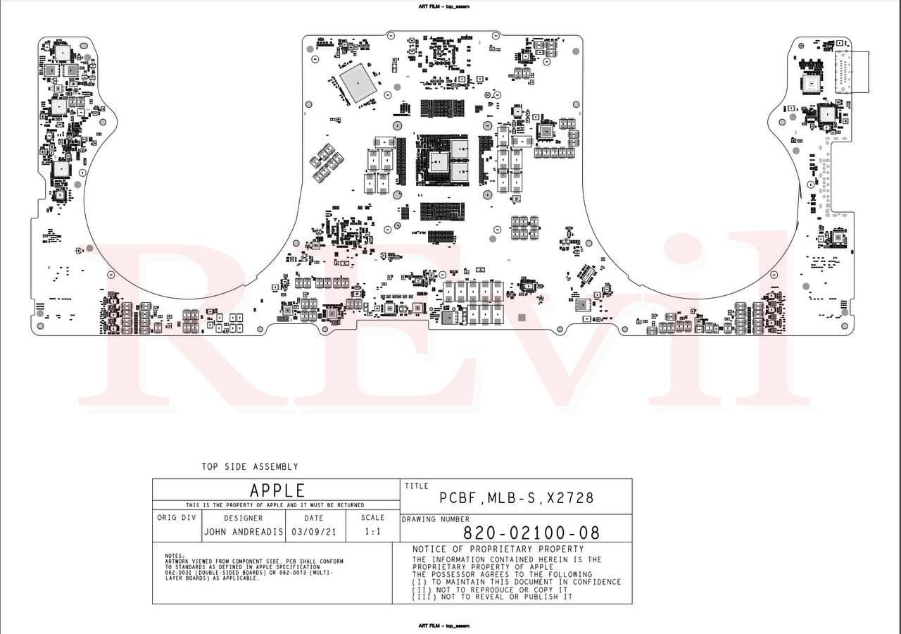 駭客公開2021 MacBook Pro設計圖,揭露新款外觀設計3