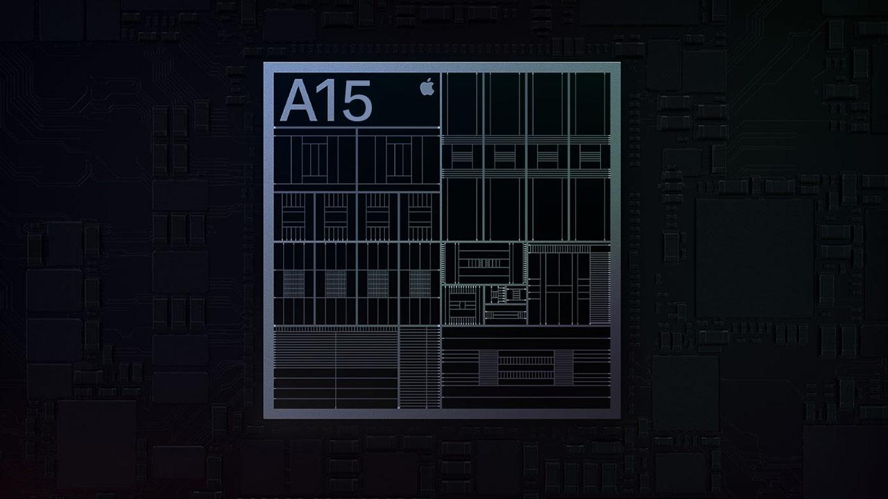 iPhone 13處理器、通訊晶片