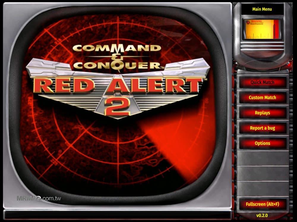 紅色警戒2網頁版遊戲教學