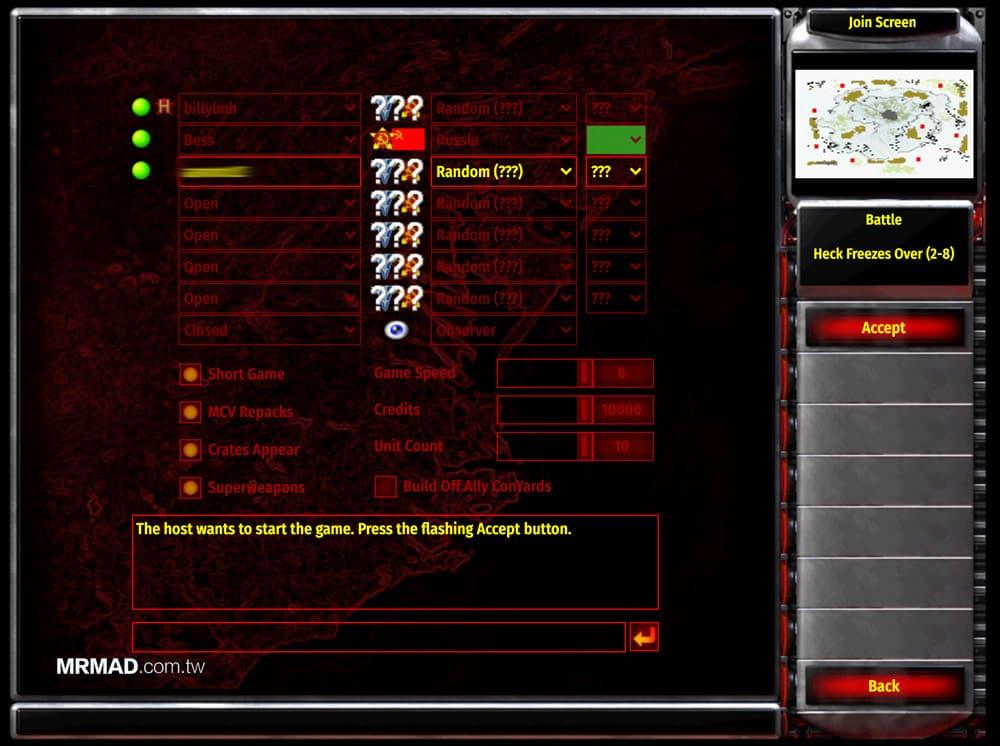 紅色警戒2網頁版遊戲教學3