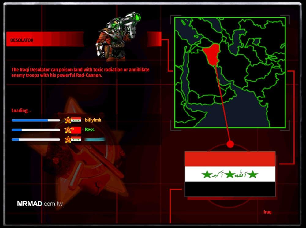 紅色警戒2網頁版遊戲教學4