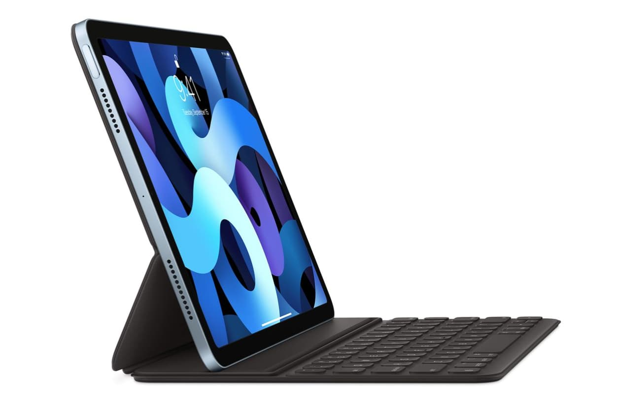 iPad Pro / iPad Air 鍵盤式聰穎雙面夾相容對照表