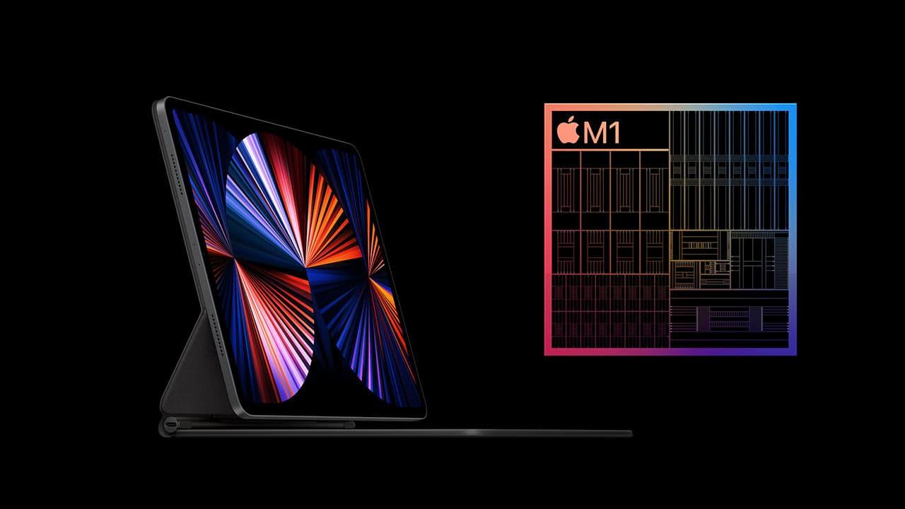 2021新款M1 iPad Pro跑分出爐,MacBook Pro慘遭狂虐