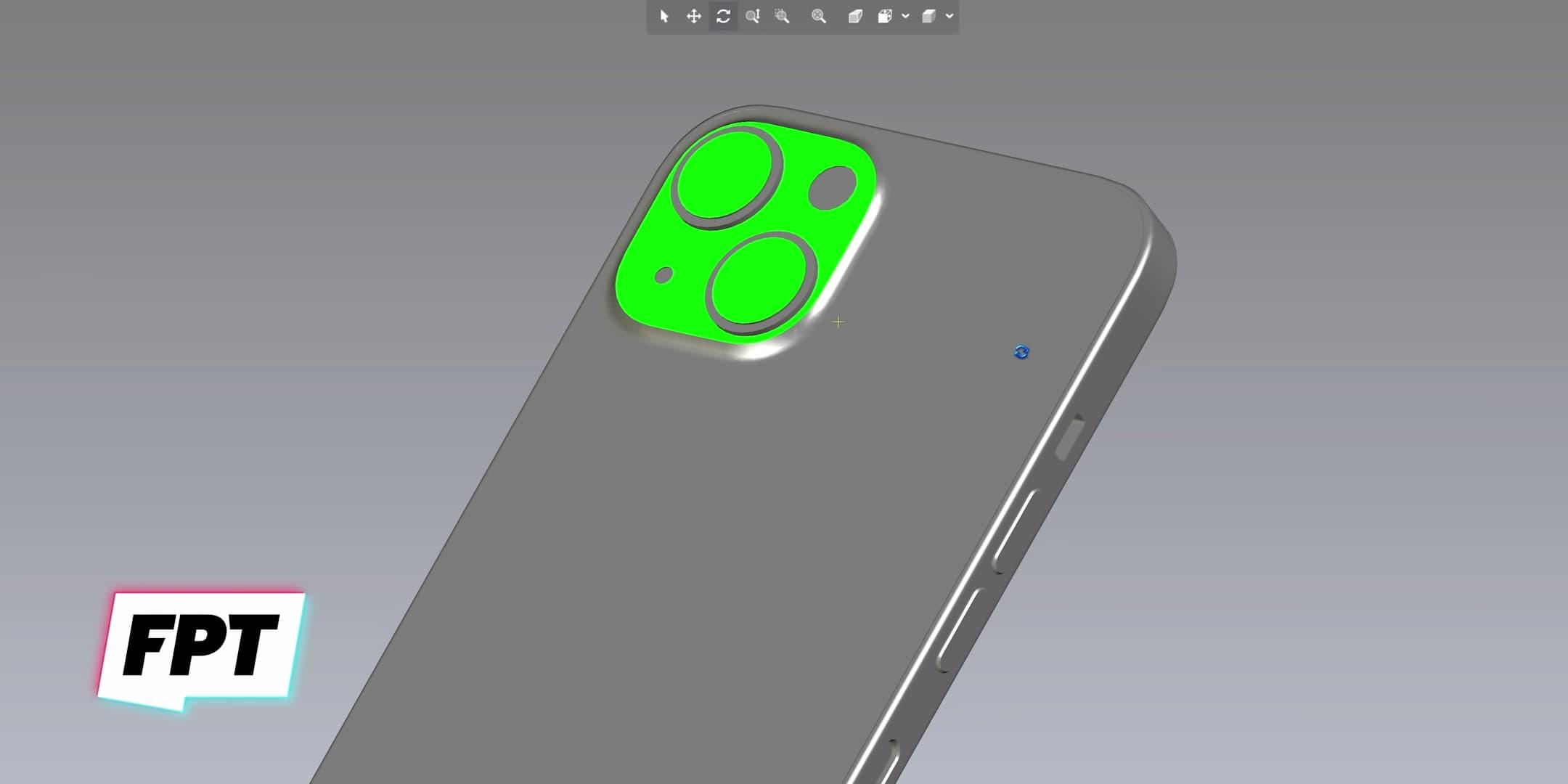 iPhone 13和 iPhone 13 Pro CAD洩密!外觀有兩大明顯改變2