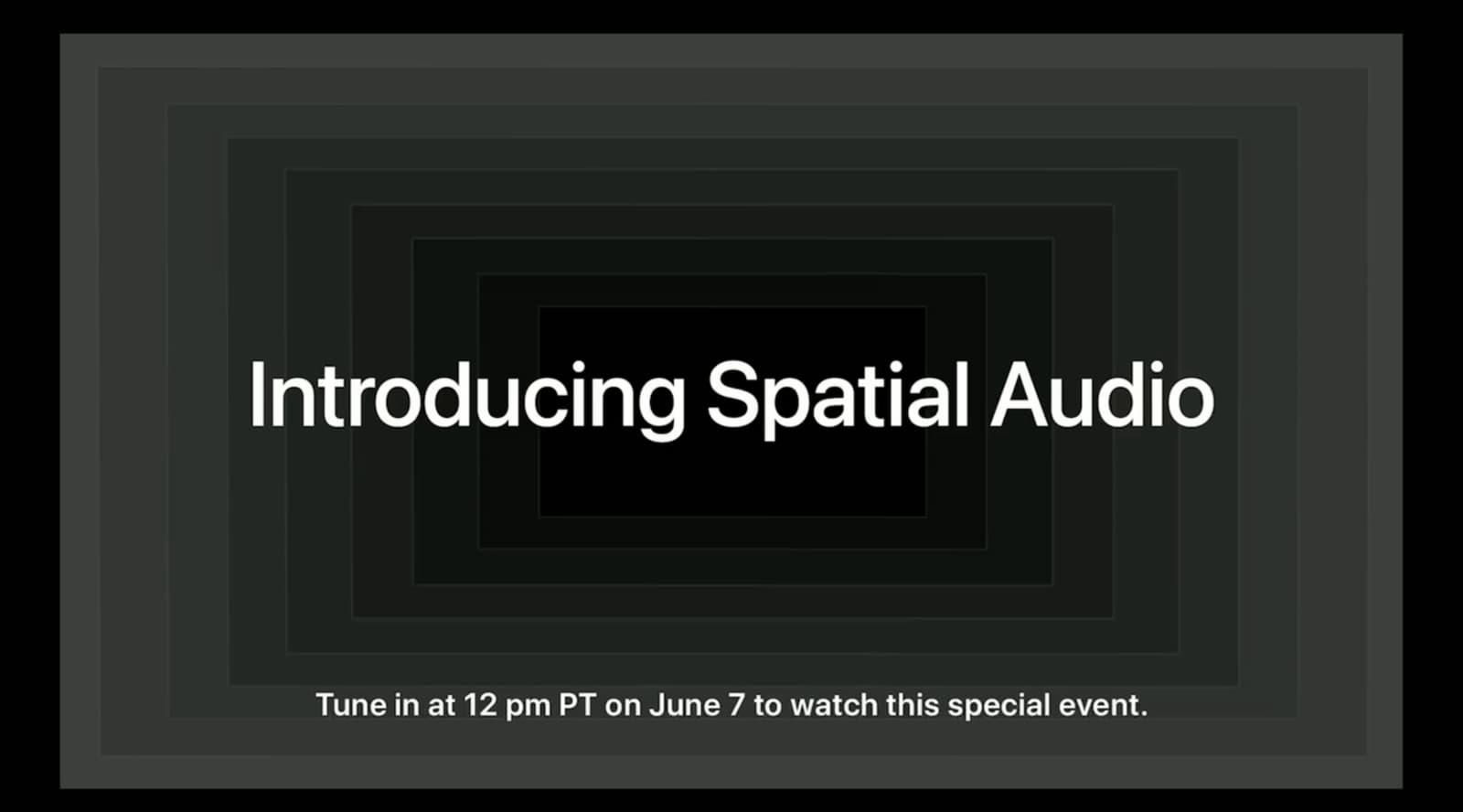 Apple Music 特別活動將於WWDC2021 結束後舉行