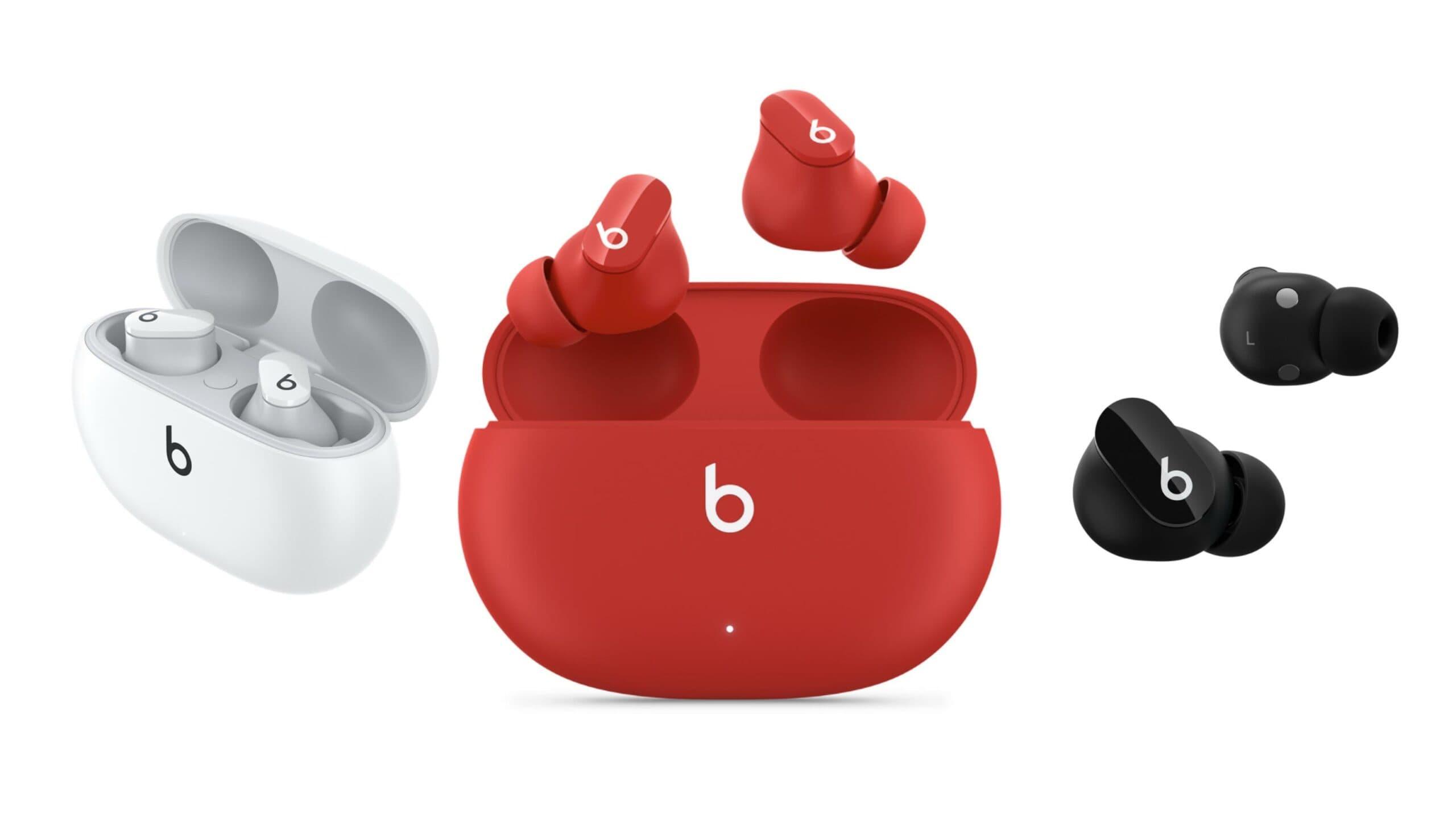 Beats Studio Buds 正式亮相,10大亮點特色一次看