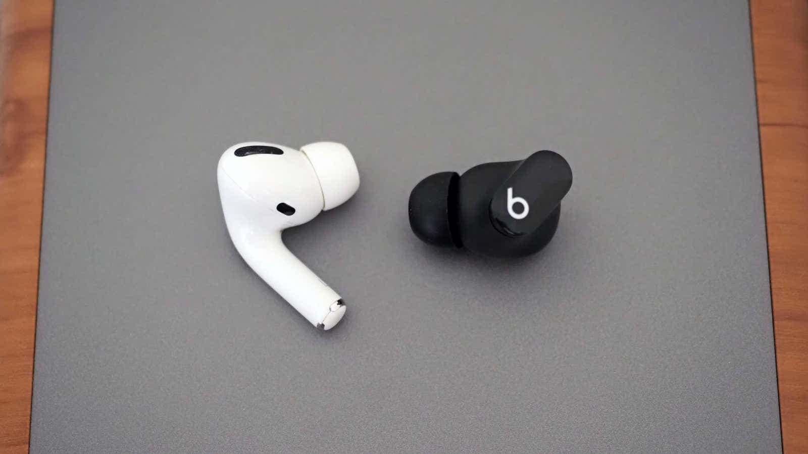 耳塞外觀、尺寸、耳塞