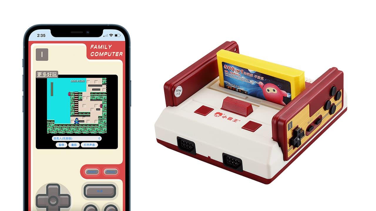 小霸王遊戲機免費線上玩,讓iOS、Android手機玩經典遊戲
