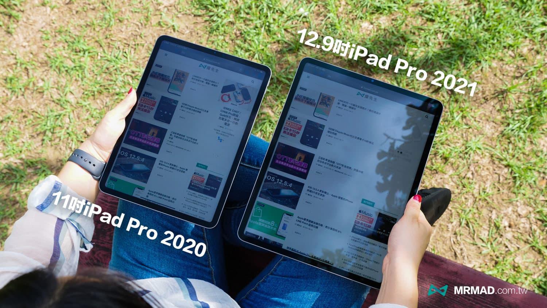 12.9吋 iPad Pro 的 mini-LED 螢幕表現5