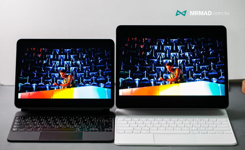 12.9吋 iPad Pro 的 mini-LED 螢幕表現3
