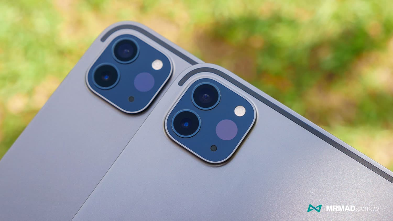 iPad Pro 2021 開箱:外觀尺寸比較5