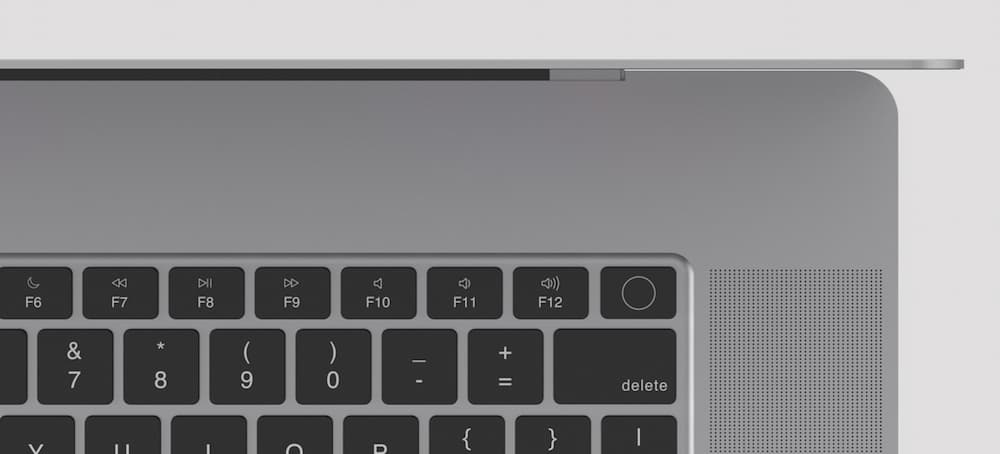 MacBook Pro 2021 Touch Bar觸控條取消1