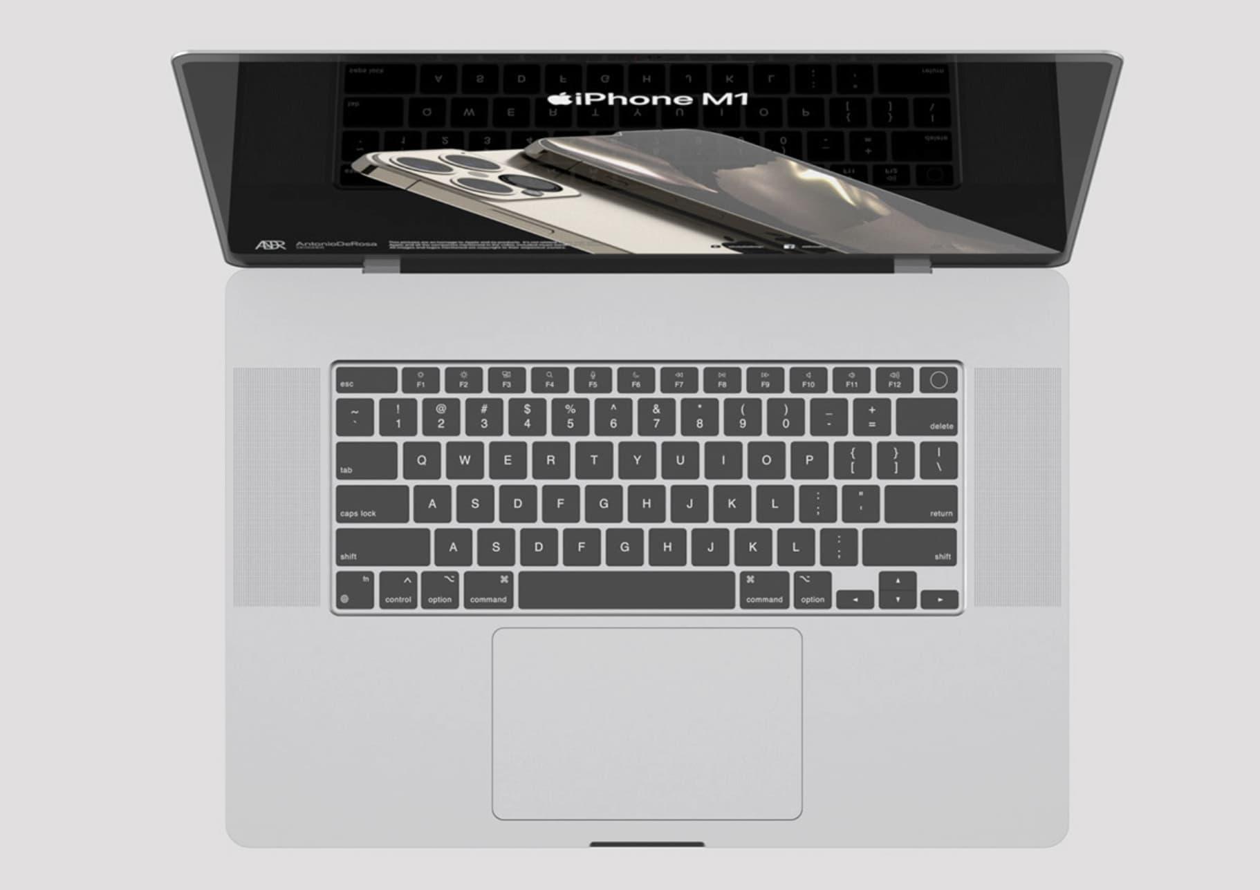 MacBook Pro 2021 Touch Bar觸控條取消