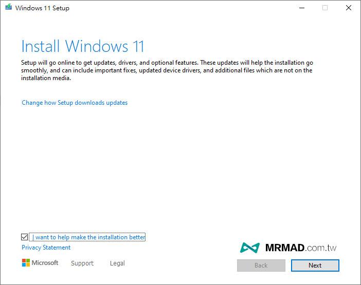 Windows 11 安裝教學