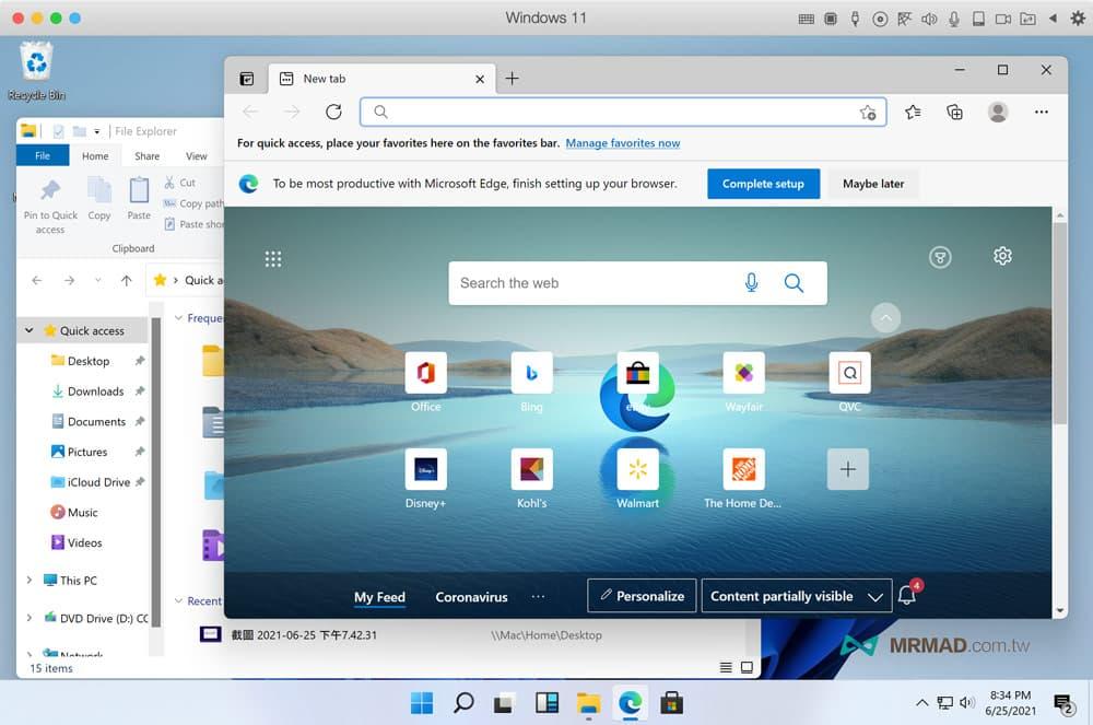 Windows 11 新功能展示2