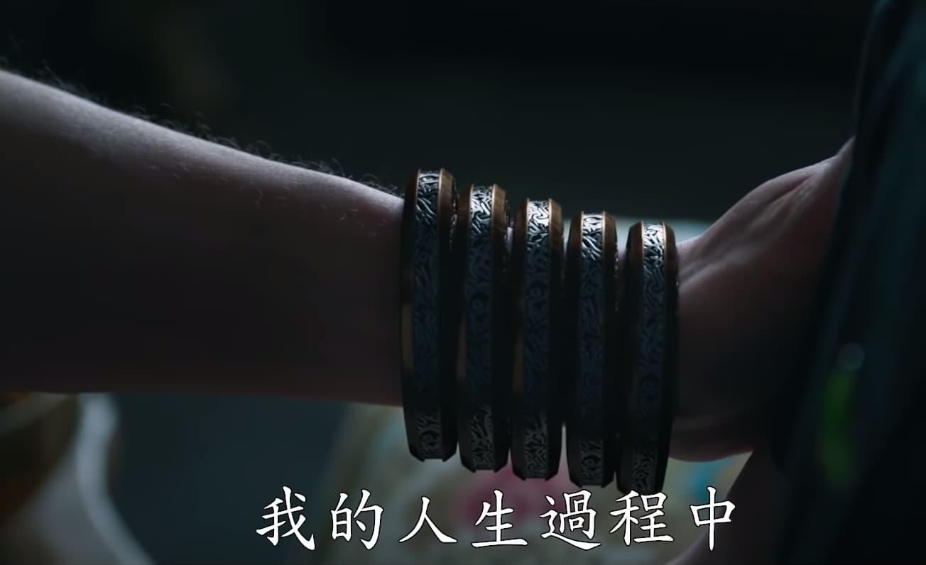 十環參考《功夫》洪家鐵線拳1